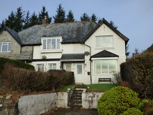 End of terrace cottage just one of three situated in a tucked away location within the moorland village of Princetown...
